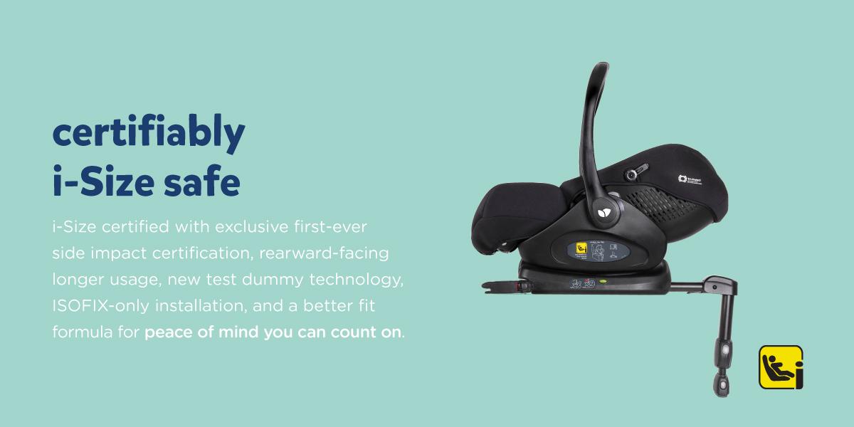 Newborn Car Seat 2020 Featuring Joie, Car Seat Certification